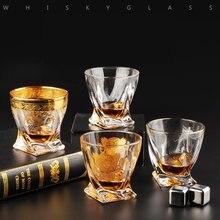 Домашние стаканы для вина 3d наклейки хрустальные ирландские
