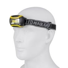 Mini COB LED Headlamp 4 Modes Waterproof Headlight Head Flashlight Torch Lanterna For Outdoor Camping Night Fishing