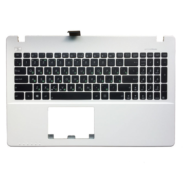 Laptop bottom case cover/keyboard with Palmrest Upper For Asus F550LC F550LD F550LN F550V F550VB F550VC F550W F550WA F550WE