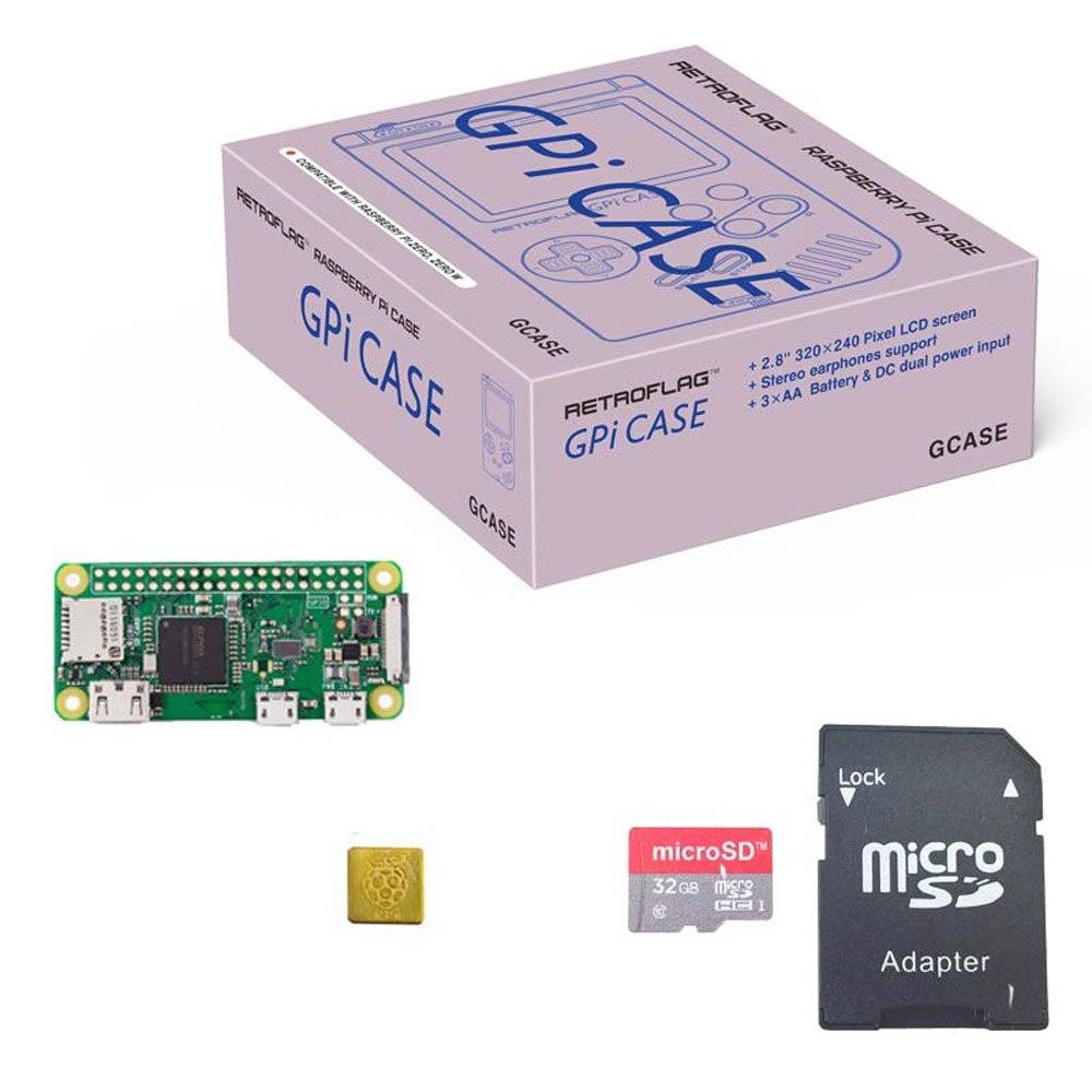 ¡En Stock! Original Retroflag GPi caso Kit para Raspberry Pi cero/cero W - 2