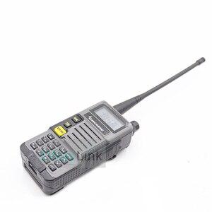 Image 4 - QuanSheng ווקי טוקי UV R50 2 UHF VHF 5W שני רדיו דרך 3200mAh נייד Quansheng UV R50 2 רדיו חם TG UVR50