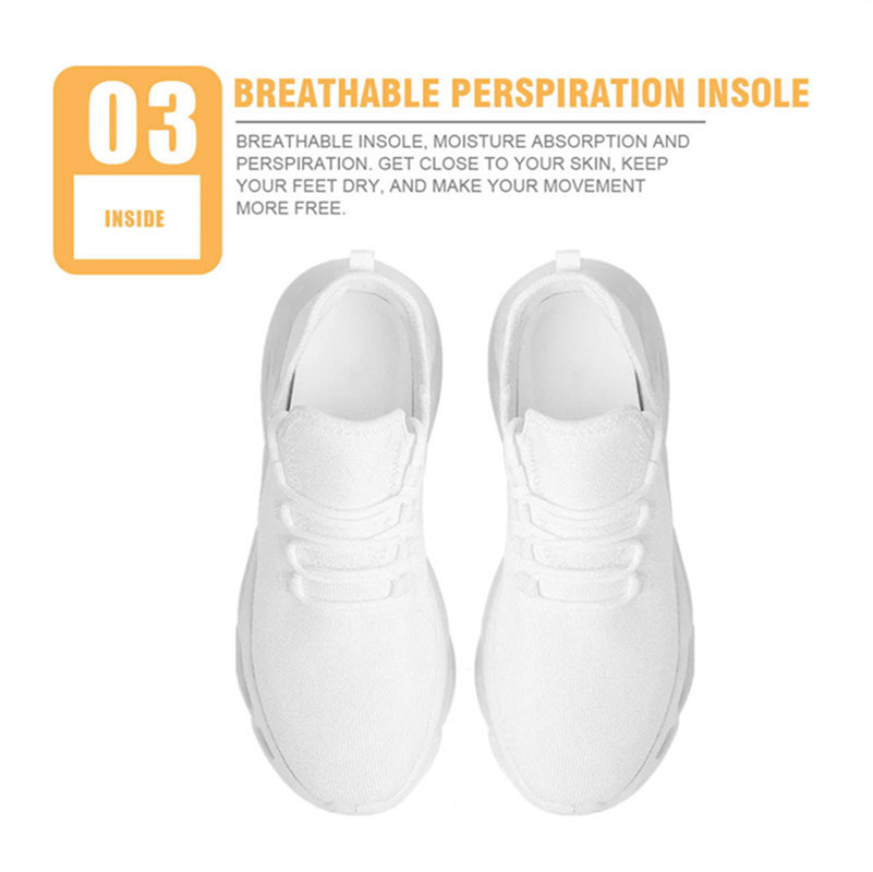 casuais sapatos planos respirável confortável malha tricô
