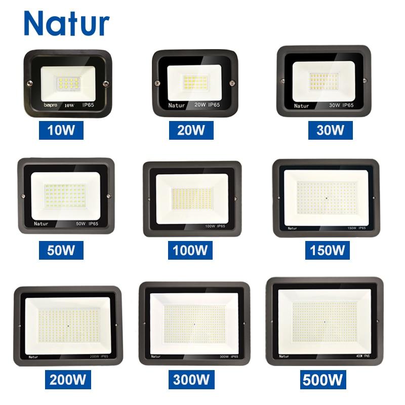LED Flood Light 300W 200W 100W 50W 30W 20W 10W Outdoor Lamp Spotlight