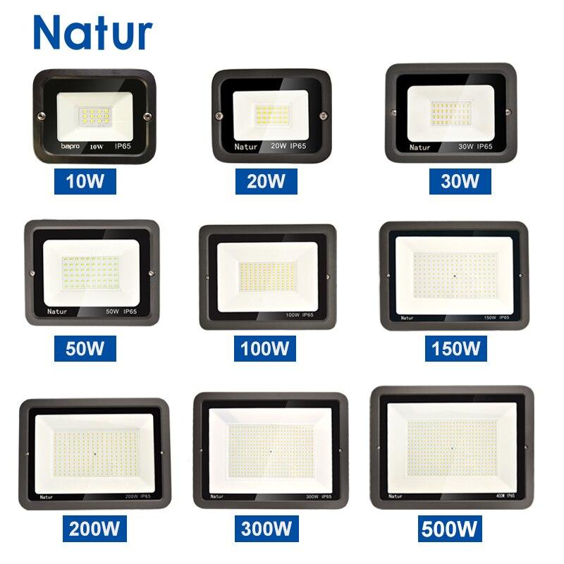Spotlight 10W 20W 30W 50W 100W 150W 200W 300W 500W Led Floodlight Outdoor IP65 Led Spotlight LED Flood Light Garden Lamp Light