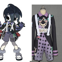 Anime Pokemon Sword Shield Leader Allister Cosplay Costume custom made