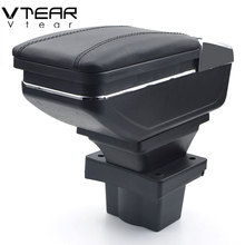 Vtear For Skoda Octavia A5 fl Yeti armrest car central storage box interior car-styling decoration Auto accessories parts 2008