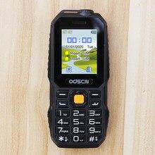 Altavoz con bluetooth y radio FM, Tarjeta Sim Dual de 1,77 pulgadas, barato, teléfono móvil chino, gsm, botón de teclado ruso, ODSCN T320