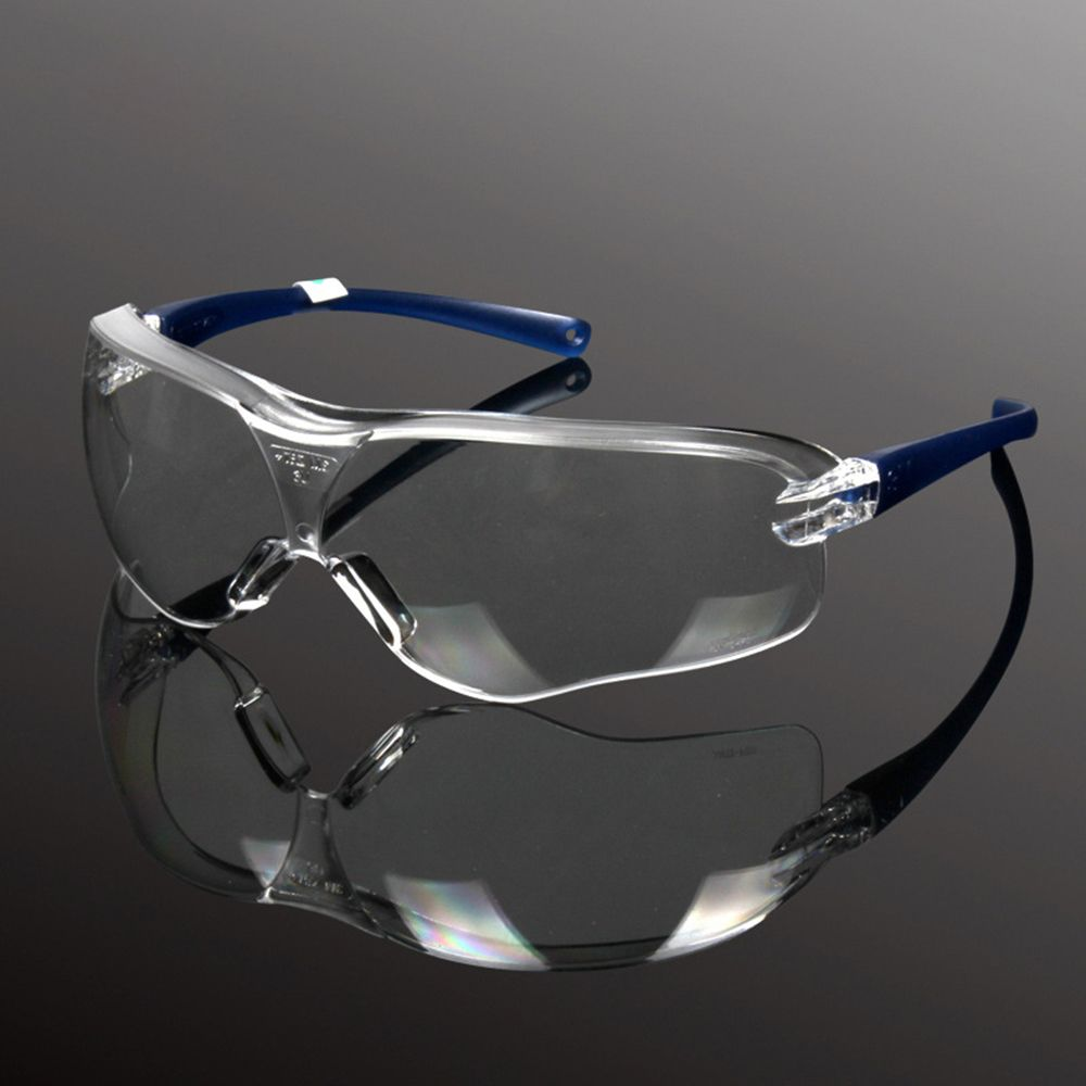 Factory Lab Work Safety Eye Protective Glasses Anti-impact Wind Dust Proof Goggles