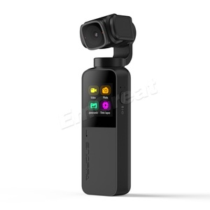 Image 2 - Snoppa Vmate 3 Axis Handheld Gimbal 4K Camera 200Mbps High Bitrate Video Record 118g WiFi 90° Rotating Lens VS Fimi Palm Moza