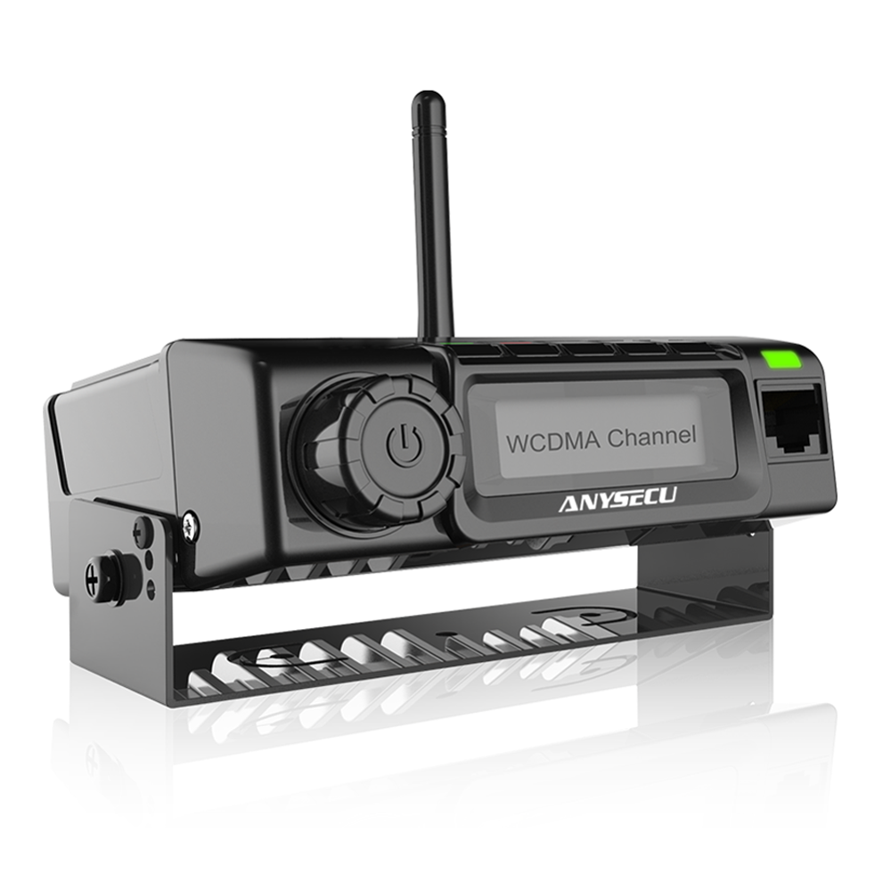 ANYSECU 3G-W1 WCDMA 3G Network Mobile Radio 5000KM Talking Distance With RealPtt Accounts