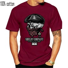 Shelby Company By Of The Peaky Shirt 2018 Hot Sale Super Fashion Print T Shirt Mens Summer Casual Man Tees Mens Tops