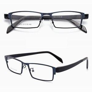 Image 2 - Reven bate marco frontal de aleación para gafas de hombre y mujer, TR 90 de plástico Flexible, patillas ópticas, montura para gafas, D812