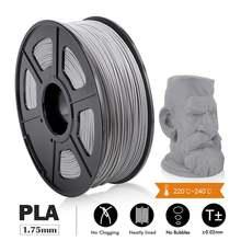 Нить pla sunlu 1 кг 175 мм/3 мм для 3d печати с допуском 002