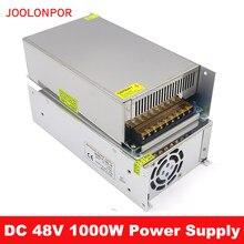 Adaptador especial 48v da fonte de alimentação da c.c. da tensão constante 48v 1000w 20.8a para a iluminação industrial da movimentação do motor