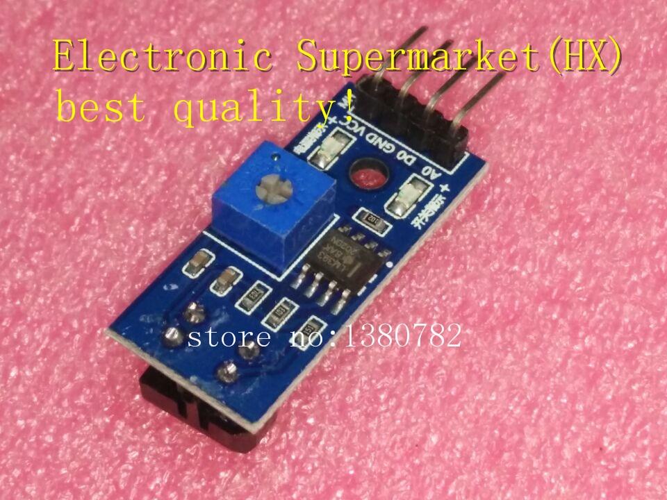 20 unidades/lotes tcrt5000 infravermelho sensor reflexivo ir interruptor fotoelétrico barreira linha módulo trilha para arduino diod placa triode