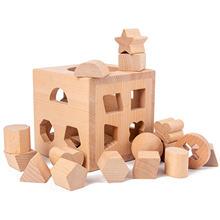 Интеллект коробка развивающие геометрическая форма соответствия