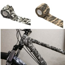 Protective-Sticker Mountain-Bike-Frame Bicycle Camouflage-Tape Front-Fork Scratch-Resistant