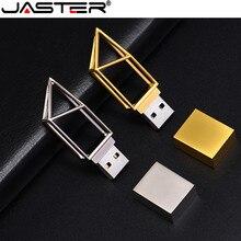 JASTER флеш-накопитель,, художественное строительство, пустотелый USB 2,0, 4 ГБ, 8 ГБ, 16 ГБ, 32 ГБ, 128 ГБ, флеш-накопитель, флеш-накопитель с логотипом на заказ
