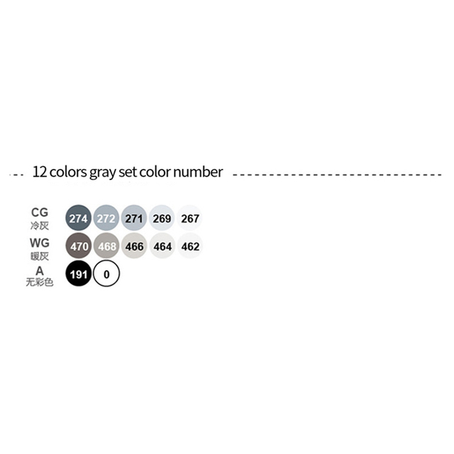 12colors-gray-set 1