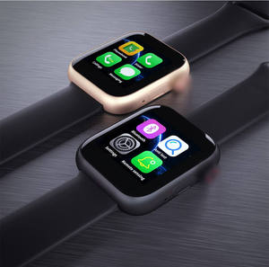 Image 2 - Z6 2G SIM TF Cartão de Áudio e Vídeo Player Relógio de Sono Crianças Crianças Freqüência Cardíaca BP Saúde Rastreador Android inteligente relógio para homens