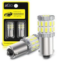 Aileo 2 pçs super brilhante 30-smd ba9s led baxter 9s bay9s t4w h6w h21w branco amarelo lâmpada luzes de leitura tronco lâmpada luz da placa de licença