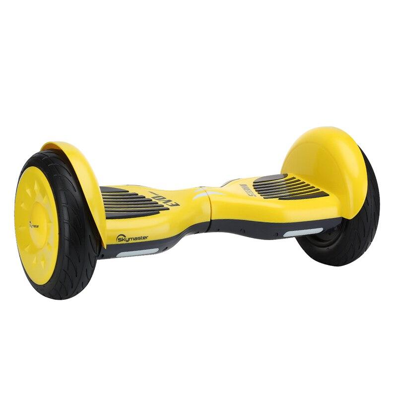 10 дюймов Bluetooth Ховерборд приложение управление 2 колеса умный скейтборд умный баланс автомобиля стоячий скутер