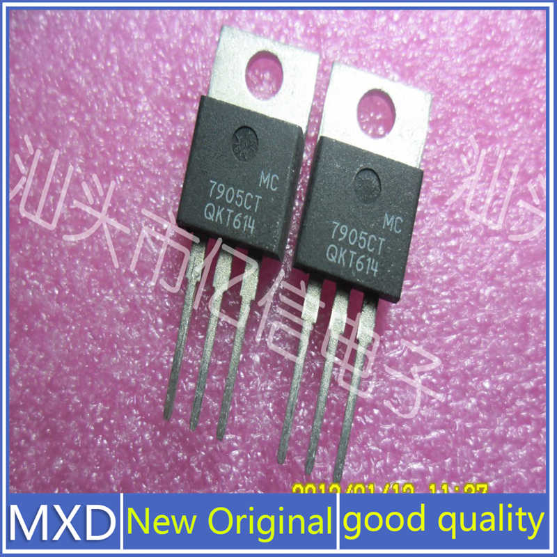 5 шт./лот новый оригинальный импортный трехсторонний стабилизированный MC7905CT MOT подлинный прямой Shot хорошее качество