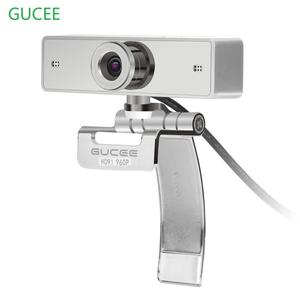 Webcam 960P, GUCEE HD92 Web Camera for Skype with Built-in HD Microphone 1280 x 960p USB Plug n Play Web Cam, Widescreen Video