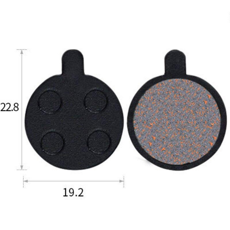 2 шт. тормозные колодки для Xiaomi M365 PRO Электрический Скутер задние колеса Mijia Pro фрикционные тормозные диски колодки аксессуары для скутера|Детали и аксессуары для скутера|   | АлиЭкспресс