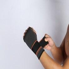 CHAOBA1PCS высокоэластичный обертывающий бинт для фитнеса, йоги, рук, ладони, поддержка запястья, Кроссфит, Powerlifting, тренажерный зал, защита для ладоней