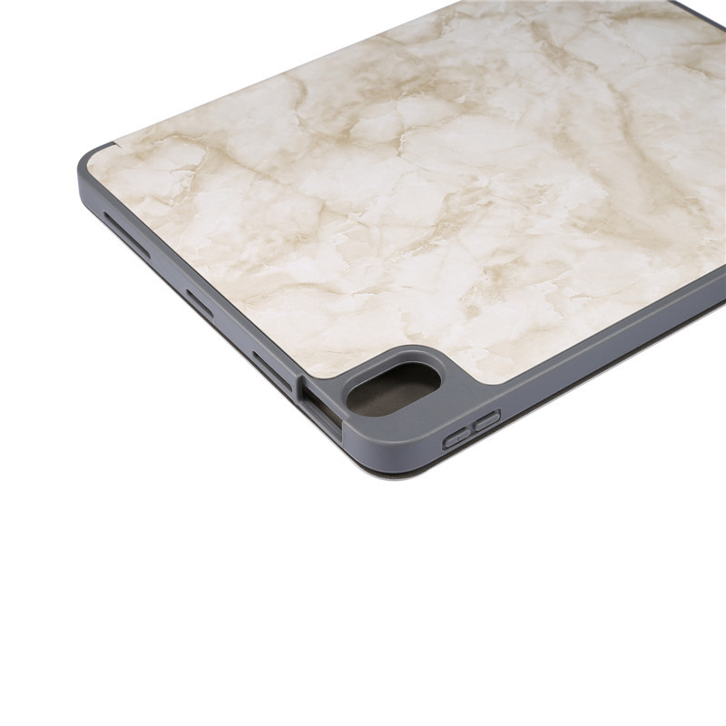 Shell Slot Pencil-Holder with Tablet-Case iPad Air Fold-Cover Fundas for Shell Apple