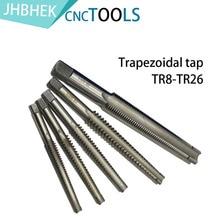 1PCS High Quality TR8 TR10 TR12 TR14 TR16 TR18 TR20 TR22 TR24 TR25 TR26 Trapezoidal HSS Right Left Hand Thread,
