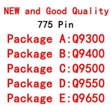 Q9400 q9300 q9500 q9450 q9550 q9650 cpu новый и хорошего качества