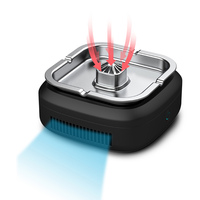 K STAR Ashtray Air Purifier High Pressure Negative Ion USB Charge Device for Home Office Car IN STOCK