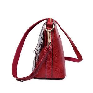 Image 4 - 3D Rose Flower Small Bags For Women 2018 Luxury Handbags Women Bags Designer Women Messenger Shoulder Bag Sheel Sac A Main Femme