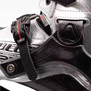 Image 5 - 2019 מקורי סבע KSJ כדור מקצועי סלאלום Inline גלגיליות סיבי פחמן נעלי החלקה על רולר Slding משלוח החלקה Patines