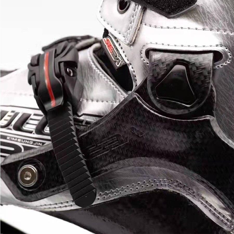 Image 5 - 2019 original seba ksj bala profissional slalom inline patins de fibra carbono sapatos patinação slding patines patinação livreSapatos de Skate   -