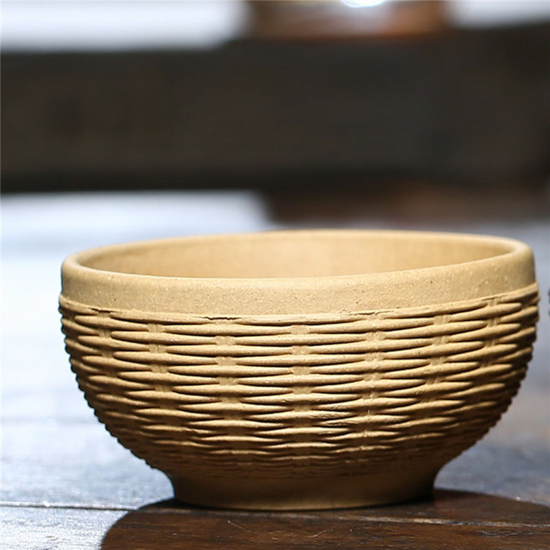 Chá Conjunto Kung Fu de Cerâmica Forma