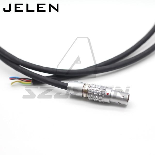 ARRI ALEXA мини LF камера аудио линия, новый 0B 6Pin штекер аудио порт двойной трек линия в кабеле ДЛЯ ARRI ALEXA MINI LF