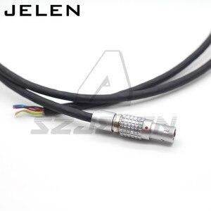 Image 1 - ARRI ALEXA MINI LF Camera Audio Line,New 0B 6Pin Male Connector Audio Port  Double Track LINE IN Cable for  ARRI ALEXA MINI LF