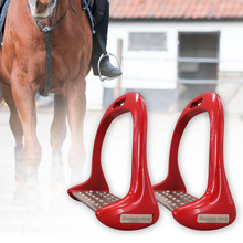 Riding-Equipment Saddle-Equestrian Horse-Stirrups Safety-Treads Pedal-Supplies Lightweight