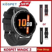 """Novos relógios inteligentes kostel magic 2 ip67 à prova d água 1.3 """"tela sensível ao toque relógios esportivos fitness tracker pulseira bluetooth smartwatch"""