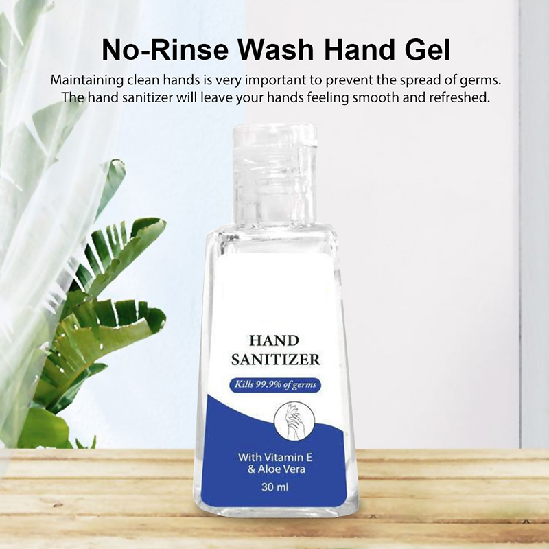 400pcs Waterless Hand Sanitizer Mini FoamHand Sanitizer Scented Disposable No Clean Travel Portable Clean Moisturizing Safe Gel