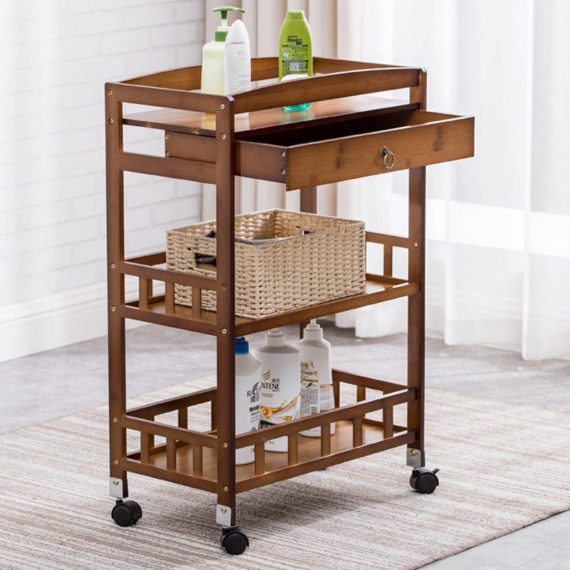Beauty Salons Trolley Nanzhu Tattoo Gallery Beauty Salons Trolley With Drawer Solid Wood Restaurant