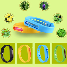 Mosquito Killer Silicone Wristband Summer Repellent Bracelet Anti Band Insect For Kids