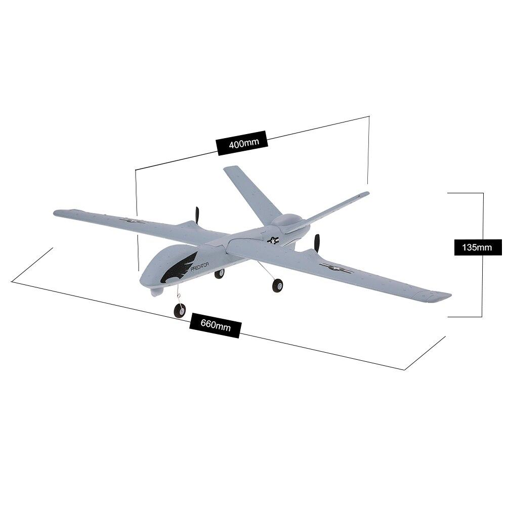 Avion planeur Z51 en mousse à lancer la main, modèle d'avion RC, jouet à ailes fixes, 20 Minutes, ailes, jouets pour garçons 6