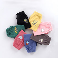 Оптовая продажа; Розничная Хлопковые брюки для От 2 до 10 лет