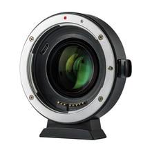 Viltrox EF EOS M2 Focal Reducer Booster Adapter Auto fokus 0,71 x für Canon EF mount objektiv EOS M kamera M6 M3 M5 M10 M100 M50