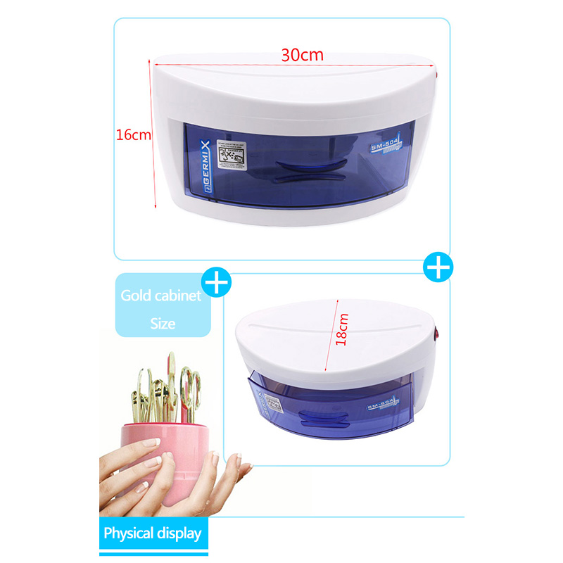 UV disinfection cabinet UV sterilization cabinet nail tool beauty salon home disinfection cabinet beauty salon manicure tools
