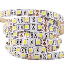 5050 smd светодиодный светильник 5 м 12 в 60 светодиодный/м